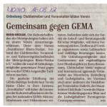 Artikel Mannheimer Morgen 16.08.2012