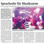 Artikel Rheinpfalz 16.08.2012
