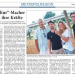 Artikel Rhein Neckar Zeitung 18.08.2012